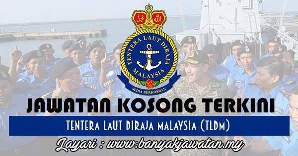 Jawatan Kosong 2017 di Tentera Laut DiRaja Malaysia (TLDM) www.banyakjawatan.my