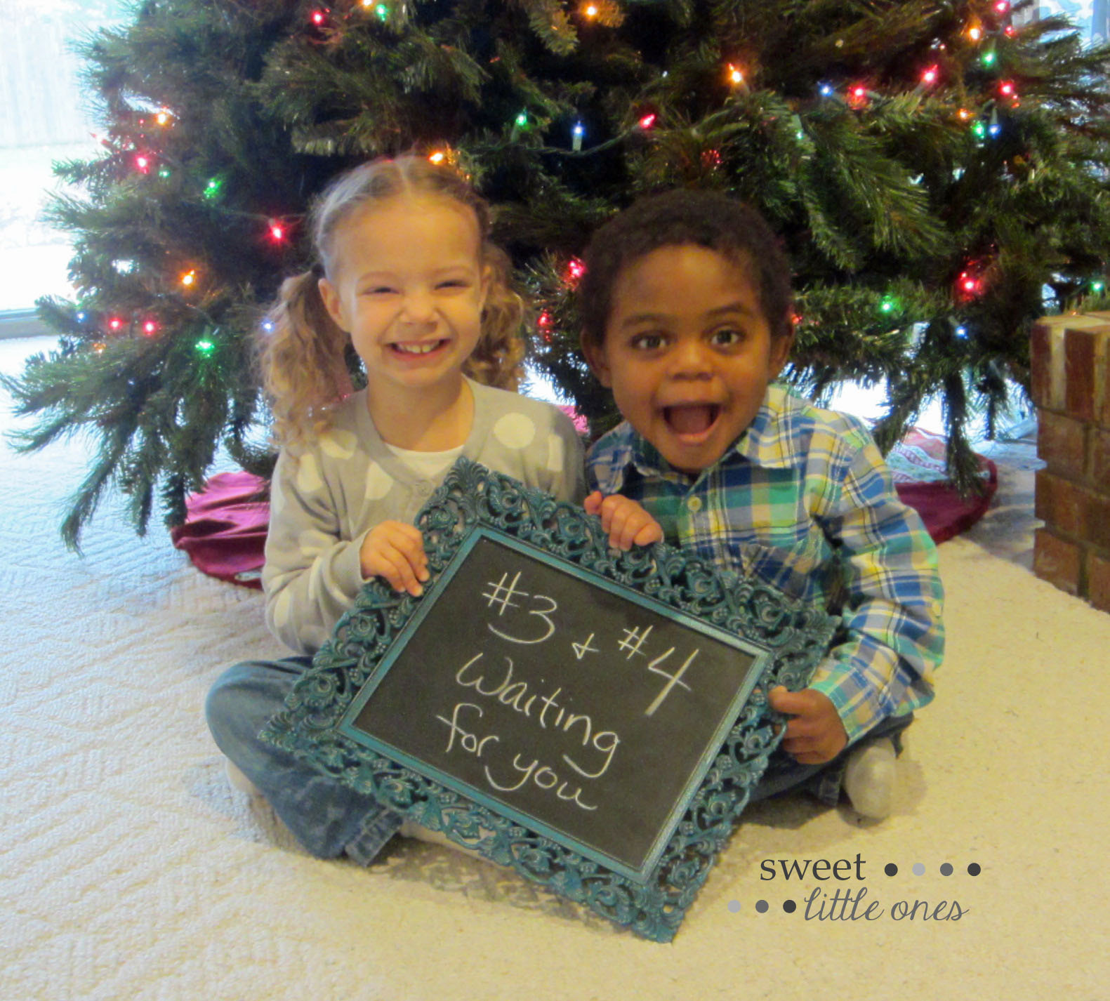 Sweet Little Ones Adoption Update We Ve Been Matched X 2