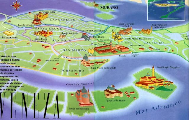 Dicas básicas sobre onde ficar em Veneza