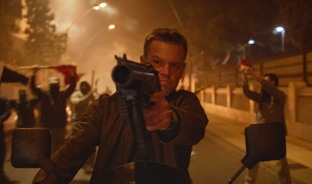 Twin 'Jason Bourne' Featurettes Highlights Series' Iconic Scenes