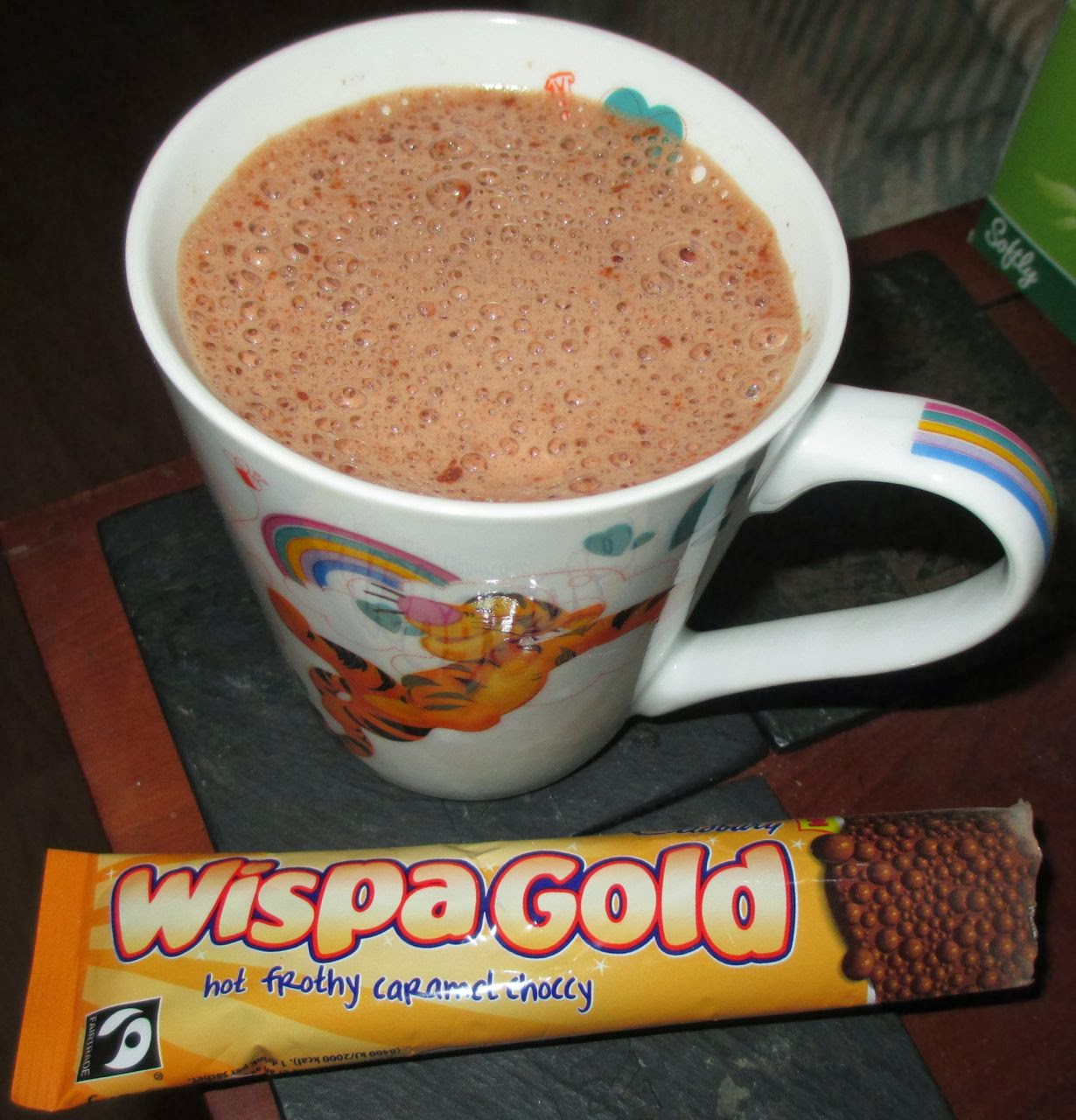 Foodstuff Finds Wispa Gold Hot Chocolate Asda By At Cinabar