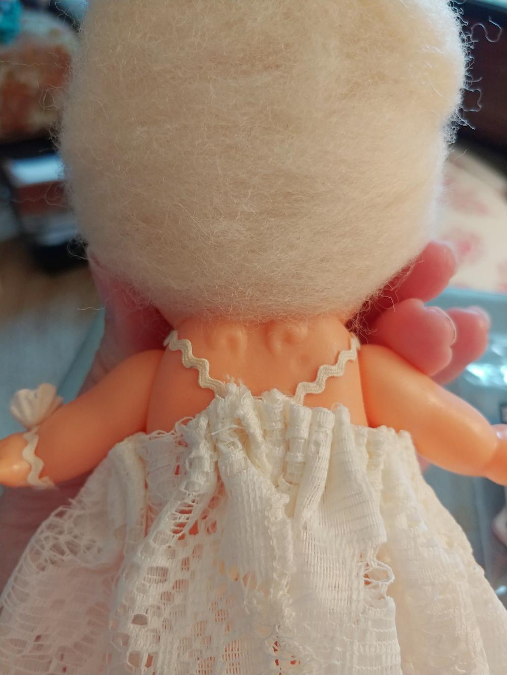 doll dress straps