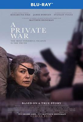 A Private War 2018 BD25 Sub