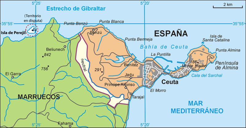 Isla de Perejil. Operación Romeo-Sierra; ocupación de una pequeña isla 'estúpida'