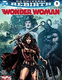 Wonder Woman (2016)