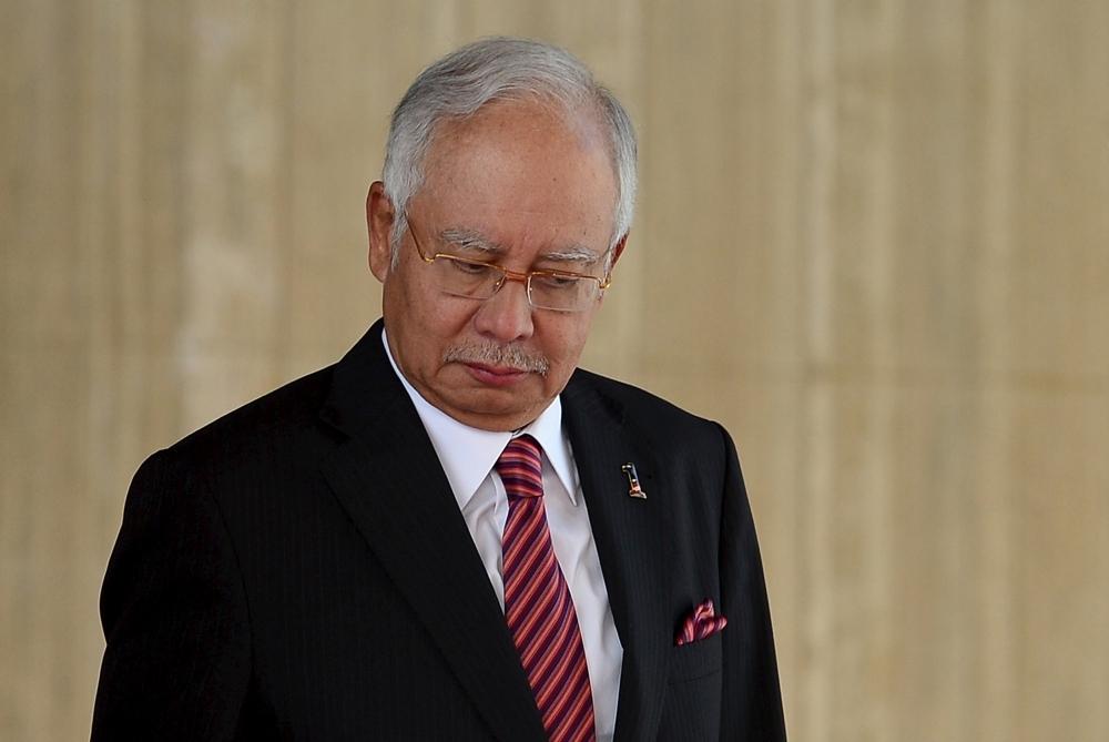 Anak Sungai Derhaka: Najib Berjaya Tingkatkan Hutang Negara Menjadi RM630.5 Billion..