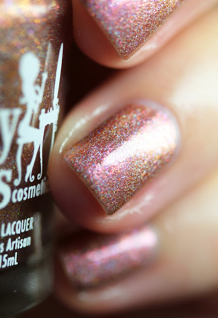 Girly Bits April CoTM 2017 All Bronze No Brains