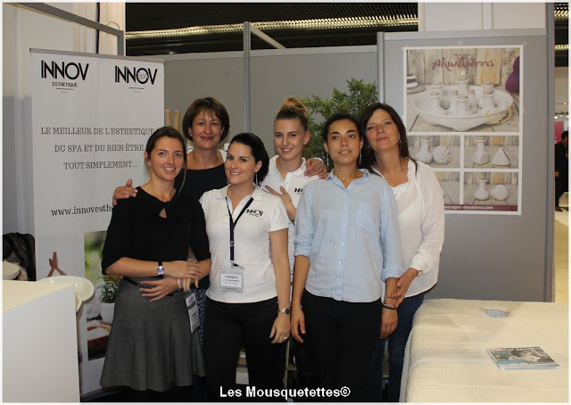 Innov Esthetique - Beauty Forum Paris - Blog beauté Les Mousquetettes