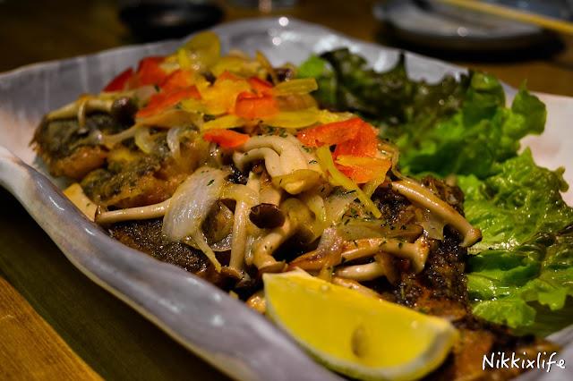【日本。東京】釣船茶屋-釣魚失敗!不過日式料理也很好吃! 11