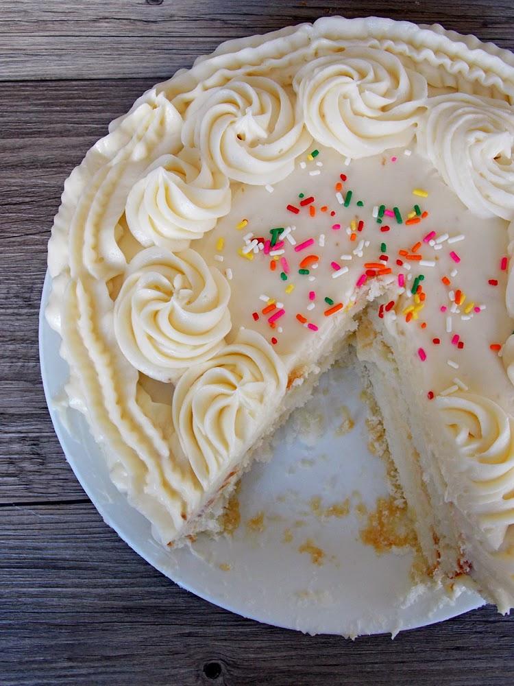 Softasilk White Cake Recipe