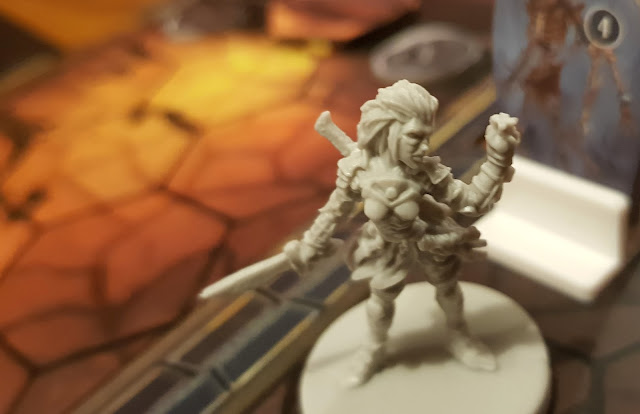 Gloomhaven - Scoundrel miniature