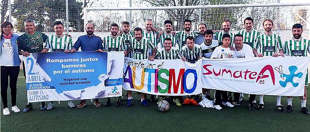 Fútbol Autismo Aranjuez
