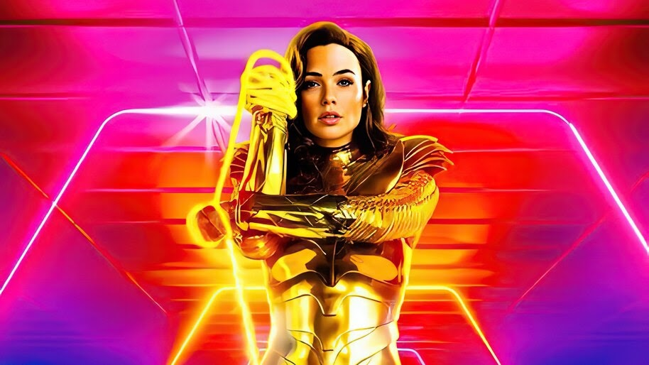 Wonder Woman 1984, Golden Armor, 4K, #3.2332