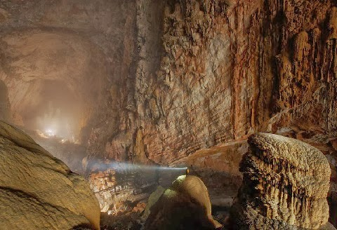 Hang Son Doong barlang, Vietnam