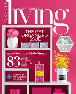 Avon Living Campaigns 3 -6 2017 The Get Organized Issue. Space solutions made simple.