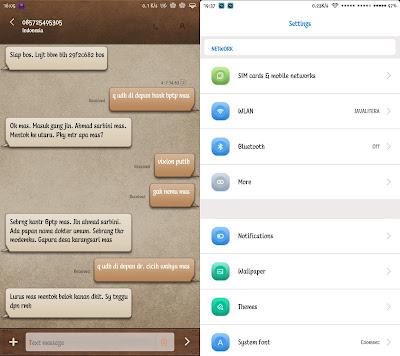 Bosan dengan Font Bawaan Miui Coba 10 Font Xiaomi Keren Rekomendasi Admin Miuitutorial.com Berikut Ini + Cara Pasangnya