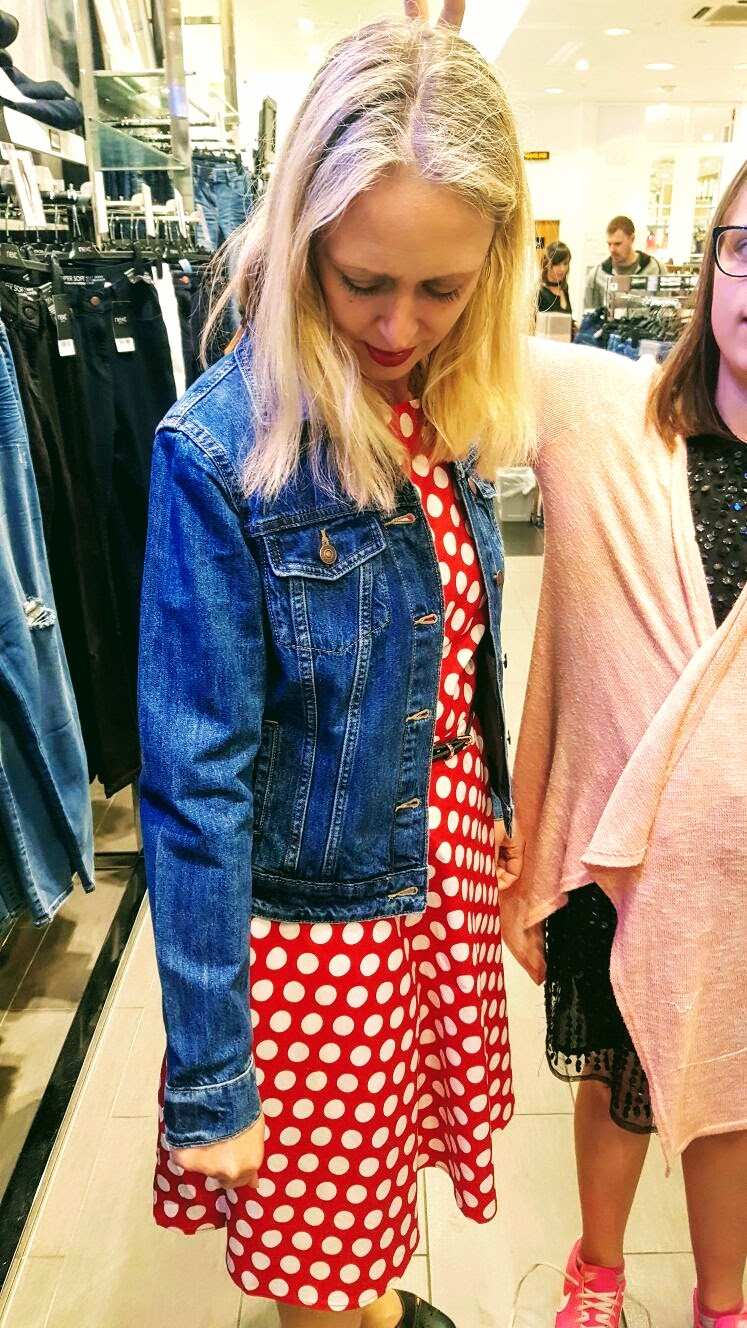 Meadowhall: What I Wore