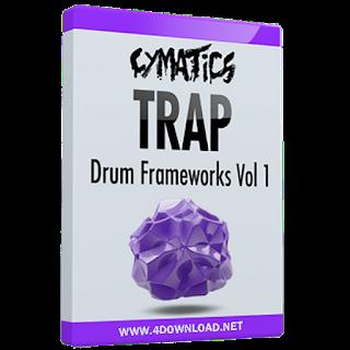 Cymatics Trap Drum Frameworks Vol.1 ALS