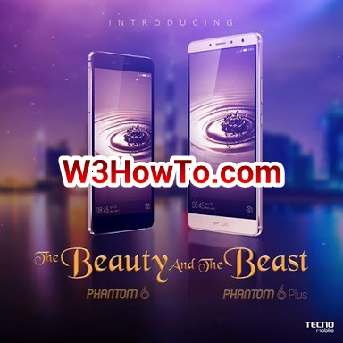"Tecno Phantom 6"" and ""Tecno Phantom 6 Plus"