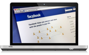 Facebook FanPage Indexed on Google