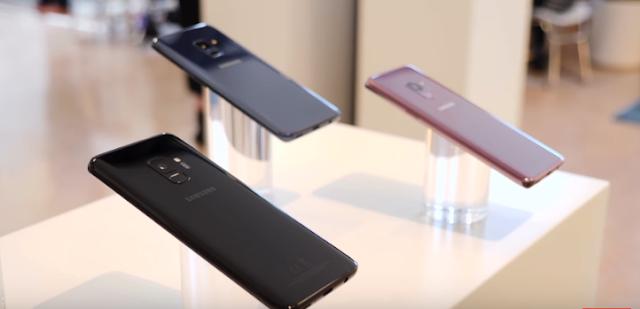 كل ما تحتاج إلى معرفته عن هواتف سامسونغ غالاكسي اس 9 واس 9+ Samsung Galaxy S9 و S9+