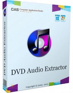 DVD Audio Extractor Portable