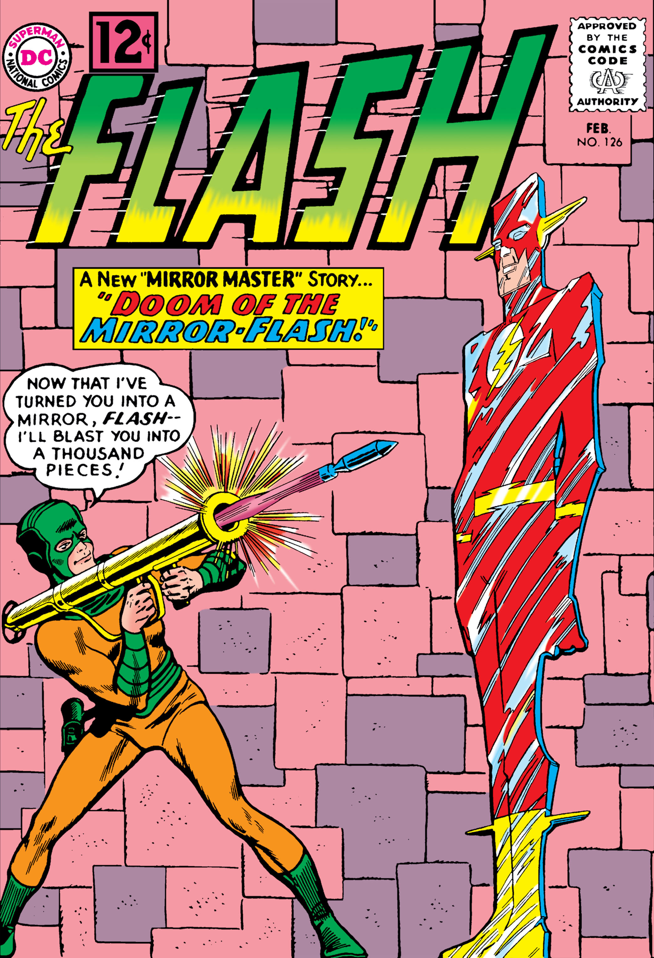 The Flash (1959) 126 Page 1