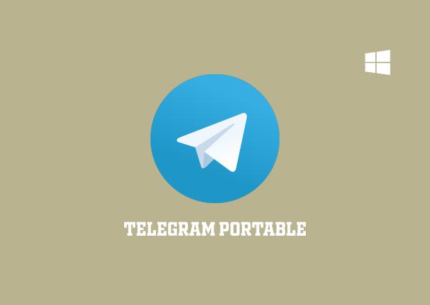 Telegram Portable For Desktop