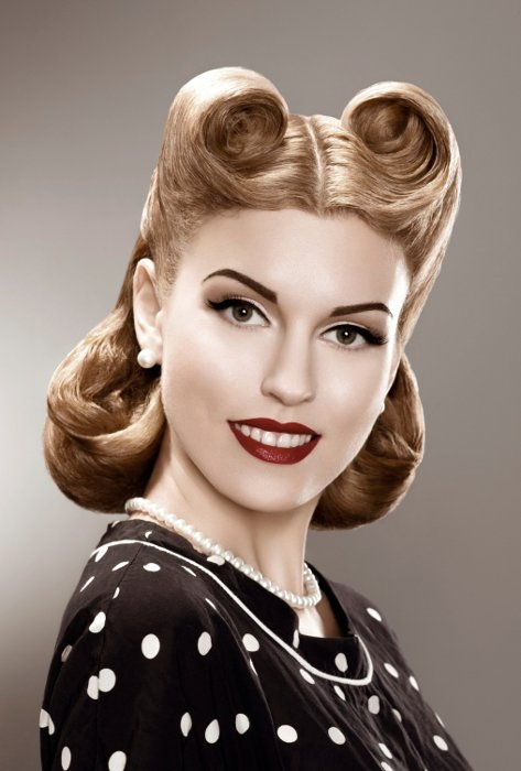 50s style hair and makeup 50s hairstyles 11 vintage hairstyles to look special 1200