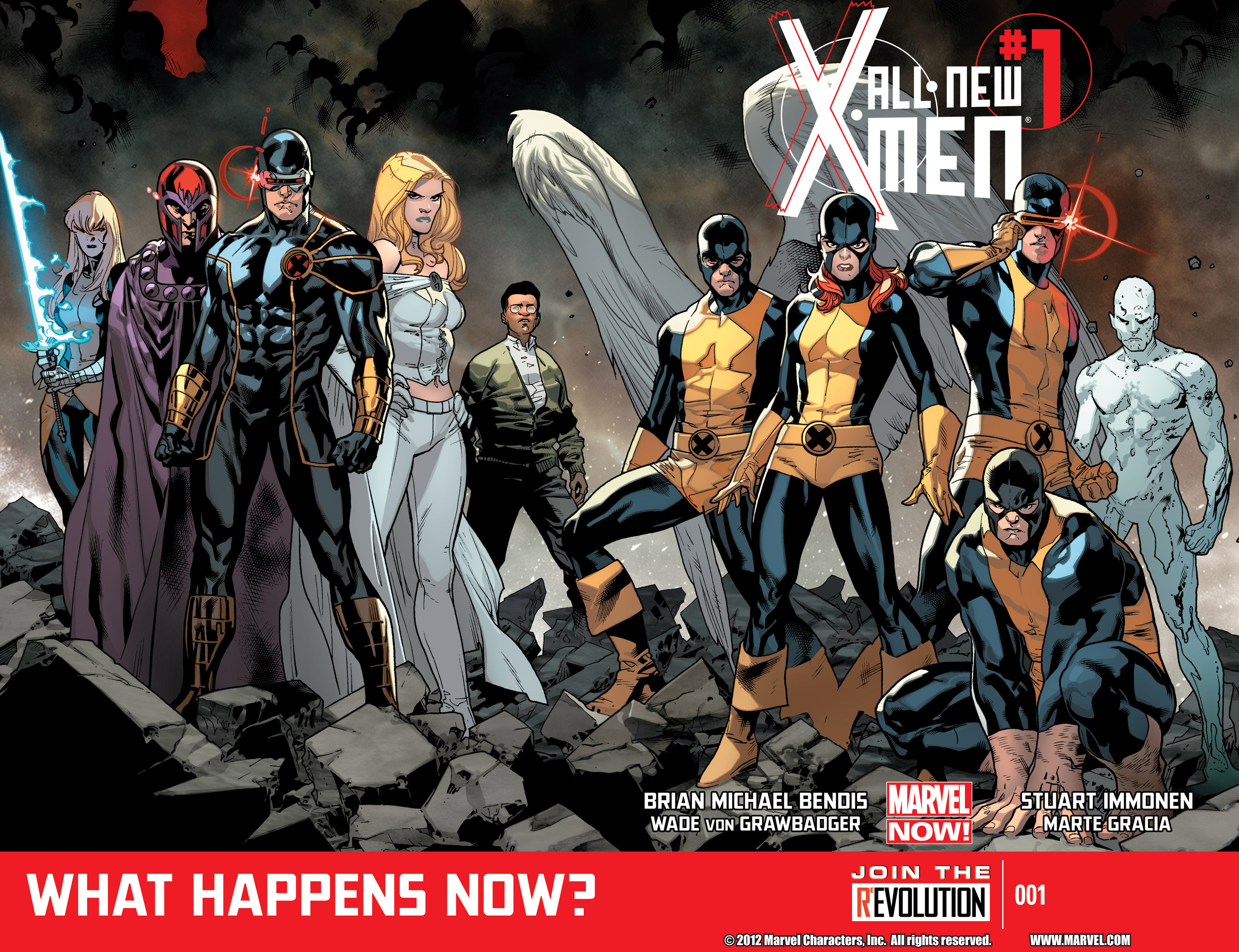 Read online All-New X-Men (2013) comic -  Issue #1 - 2