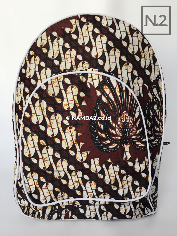 Tas Ransel Batik Jogja Souvenir Murah