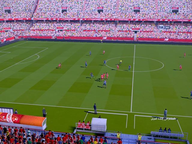 PES 2017 Non Lag Soft SweetFX