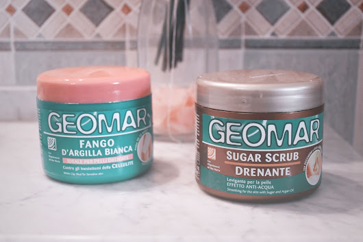 BEAUTY | CORPO IN FORMA CON GEOMAR