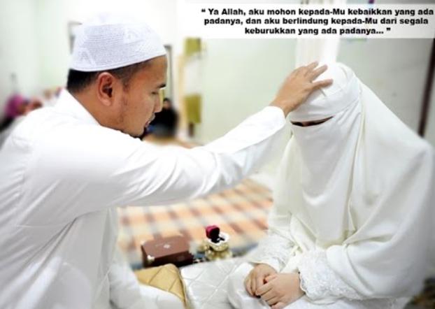 Contoh Doa Setelah Ijab Qobul Akad Nikah
