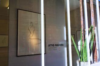Expo : Les Callimorphies d'Atiq Rahimi - Galerie Cinéma - Jusqu'au 24 avril 2014