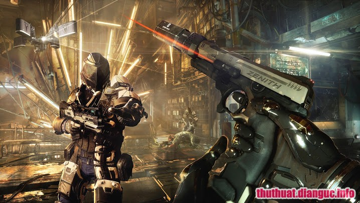 Download Game Deus Ex: Mankind Divided Full Cr@ck