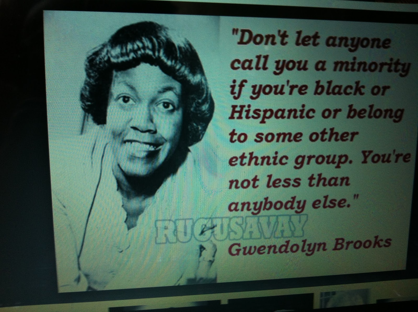 an introduction to the history of african american poetry by gwendolyn brooks The historical and social context of gwendolyn brooks's poetry kathy rugoff from both european and african american literary traditions to write.