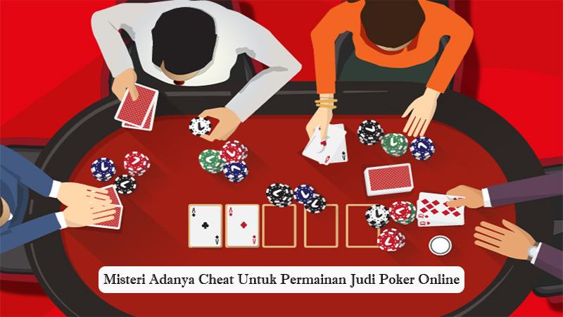 Image result for Cheat Permainan Judi Poker Online