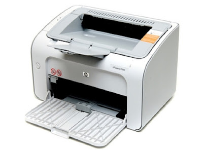 Image HP LaserJet 1005 Printer Driver