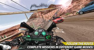 Moto Rider In Traffic Download v1.0.4 (Free Shopping)