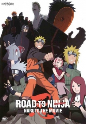 Road to Ninja: Naruto the Movie (Dub)