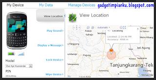Cara melacak lokasi blackberry lewat PIN memakai GPS.png