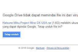 Cara Download Google Drive Menggunakan IDM  Secara Otomatis