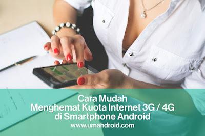 lomba untuk menawarkan dan menyediakan layanan koneksi internet dengan bermacam cara untuk 12+ Tutorial Menghemat Kuota Internet di Android Agar Tidak Cepat Habis