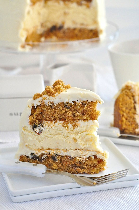 Cooking Recipes Creamy Carrot Cheesecake