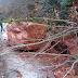 Stijene zatrpale put - Pedesetak domaćinstava odsječeno