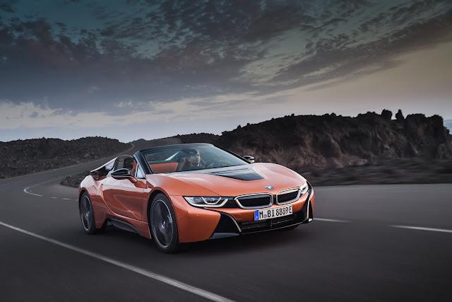BMW, BMW i8, Reports
