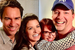 Cast of Will and Grace reunite for 2016 Election Spoof. Watch now at JasonSantoro.com