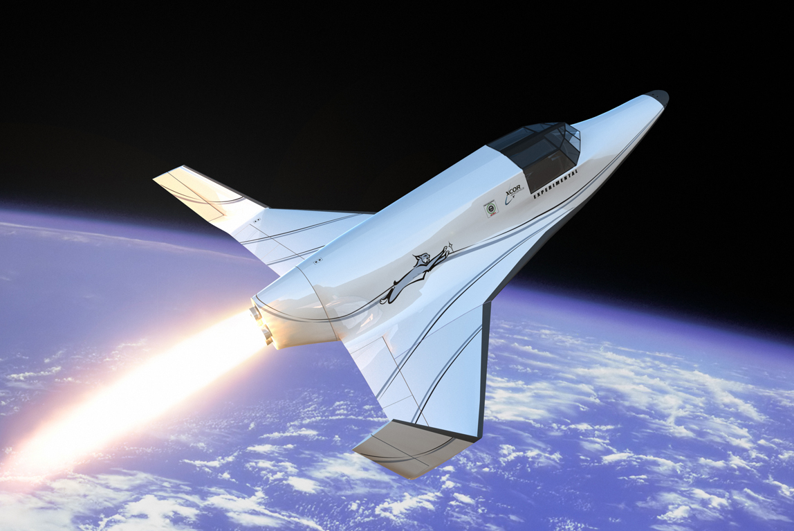 Firmamento Austral: Naves Espaciales Del Futuro IV