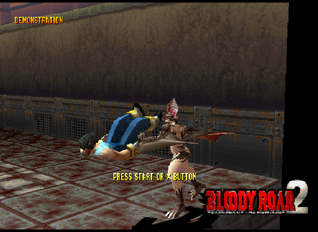 bloody roar 2 free  for pc exe